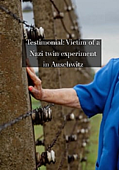Watch Full Movie - Testimonial: Victim of a Nazi twin experiment in Auschwitz - Watch Trailer